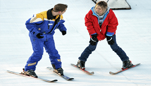 private english british ski school lessons megeve french alps 1